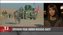 Offensive pour libérer Mossoul-Ouest
