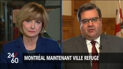 Montréal « ville refuge »