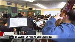 Une salle de concert requise pour l'École Joseph-François-Perrault