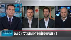 Le panel politique du 23 février 2017
