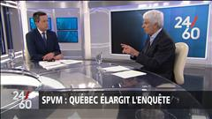SPVM : Québec élargit l'enquête