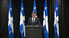 Juristes de l'État : Québec va déposer une loi spéciale