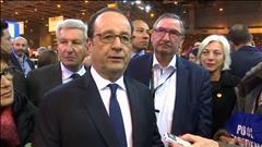 François Hollande piqué au vif par Donald Trump