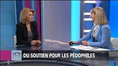 Du soutien pour les pédophiles