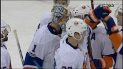 Faits saillants : Islanders 3 - Rangers 2