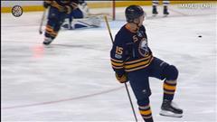Maple Leafs 2 - Sabres 5 : faits saillants