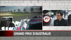 Sebastian Vettel Photo : Getty Images/Robert Cianfione Vidéo : Résumé du Grand Prix d'Australie
