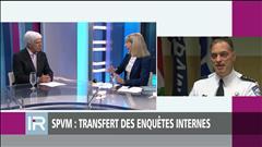 SPVM : transfert des enquêtes internes