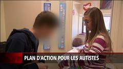 Plan d'action pour les autistes