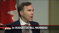 2e budget de Bill Morneau