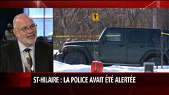 Mont-Saint-Hilaire : la police avait été alertée