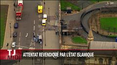 Londres : l'assaillant identifié