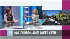 Mont-St-Hilaire : la police avait été alertée