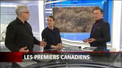 Les premiers Canadiens