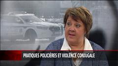 Pratiques policières et violence conjugale