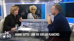 Janine Sutto : une vie sur les planches
