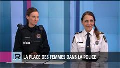 La place des femmes dans la police