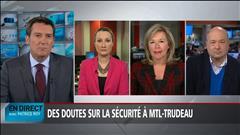 Le panel politique du 29 mars 2017