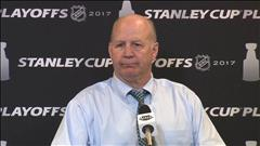 Le point de presse de Claude Julien
