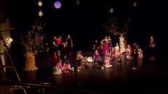 Le spectacle de La Girandole se livre aux contes de fées