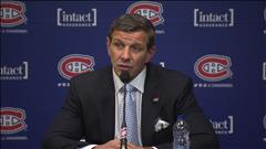 « Carey Price n'ira nulle part » - Marc Bergevin