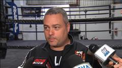 Entrevue avec l'entraîneur Marc Ramsay