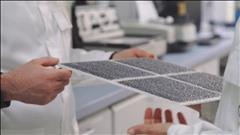 Une route solaire développée en Colombie-Britannique