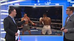 Le boxeur Wladimir Klitschko défait au 11e round