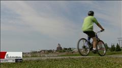 Plus de place pour les vélos et les piétons réclamée dans le Grand Moncton