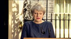 Theresa May veut des élections anticipées