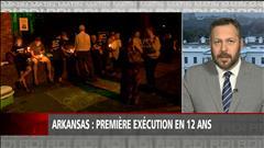 Arkansas : première exécution en 12 ans
