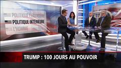 Vers les 100 premiers jours de D. Trump