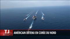 Un ressortissant américain arrêté en Corée du Nord