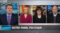 Le panel politique du 24 avril 2017