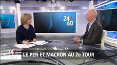 LE PEN ET MACRON AU 2e TOUR