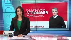 Fuite du matériel promotionnel des libéraux en Nouvelle-Écosse parle d'élections le 30 mai