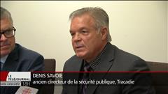 Denis Savoie entame une poursuite contre la municipalité de Tracadie pour plus d'un million