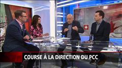 Course à la direction du PCC : M. Bernier en tête