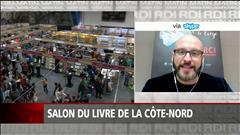 Salon du livre de la Côte-Nord