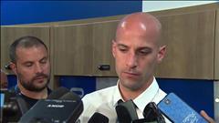 Laurent Ciman réagit à la défaite de l'Impact de Montréal