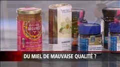 Les miels testés par <i>Protégez-vous</i>, de qualité douteuse