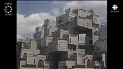 Habitat 67: Du rêve au cube