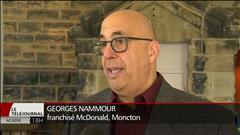 Plusieurs Syriens établis dans la région de Moncton se lancent en affaires