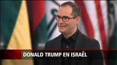 Donald Trump en Israël