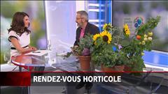 Rendez-vous horticole du Jardin botannique