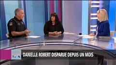 Danielle Robert disparue depuis un mois
