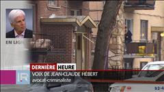 Policier du SPVM accusé d'homicide involontaire