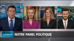 Le panel politique du 25 mai 2017