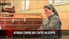 Attaque contre des Coptes en Égypte