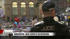 Manchester : 11 suspects en détention